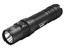 Nitecore MH10-S USB-C Rechargeable LED Flashlight - 1800 Lumens - Luminus SST-40-W - Includes 1 x 21700