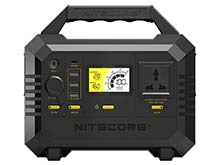 Nitecore NES500 Portable Outdoor Power Station - 518Wh - 144000mAh - Multiple Outputs