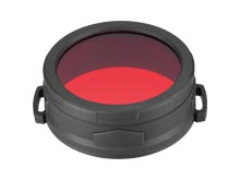 Nitecore NFR65 Red Filter for the P30i