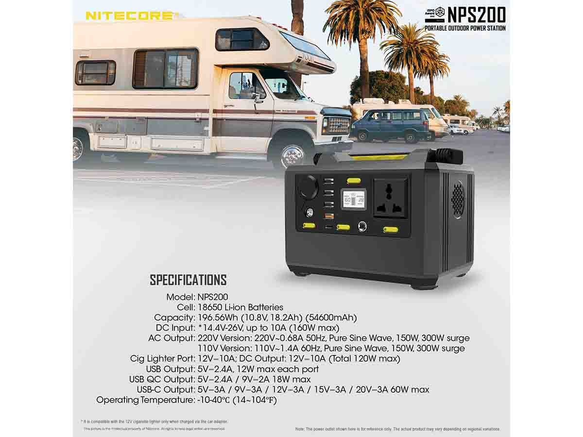 key features and specs