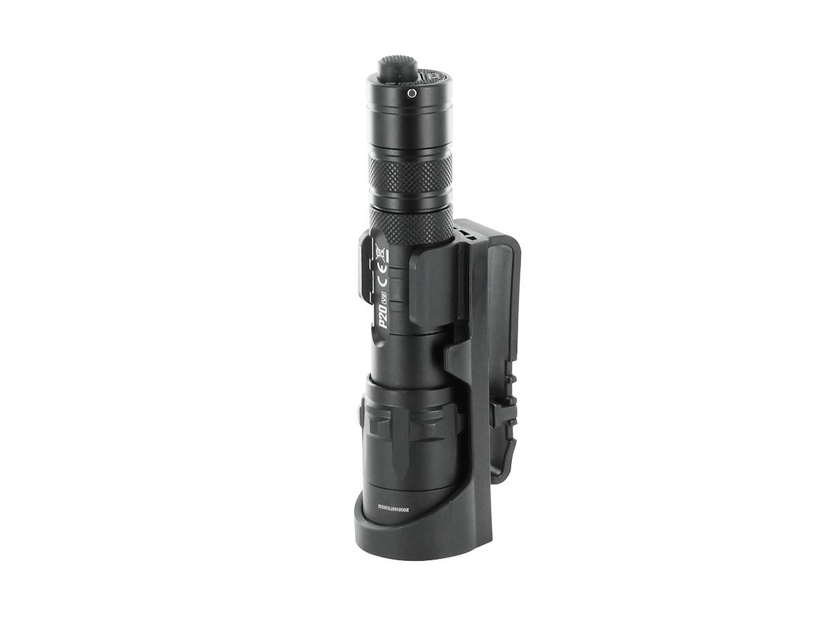 Nitecore P20 V2 2020 Tactical Flashlight Holstered