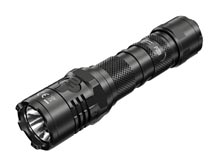 Nitecore P20i USB-C Rechargeable LED Flashlight - Luminus SST-40 - 1800 Lumens - Includes 1 x 21700