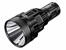 Nitecore TM39 Lite High Performance LED Flashlight - LUMINUS SBT-90 GEN2 - 5200 Lumens - Uses 4 x 18650