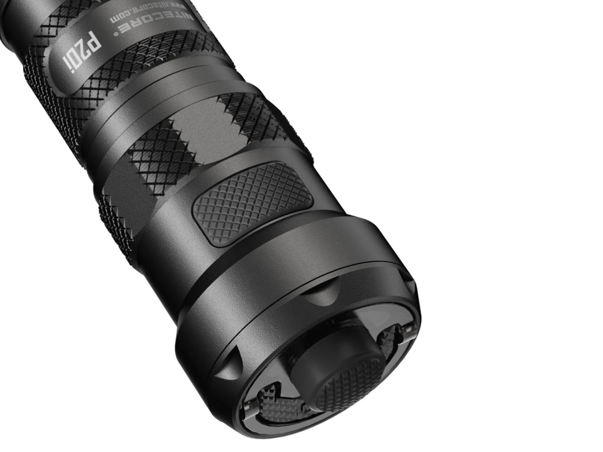 Nitecore TSL10i Signal Light Tailcap Accessory - As Seen on the P20i