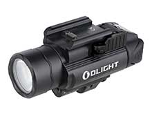Olight Baldr IR Weapon Light with IR Beam - 1350 Lumens - CREE XHP35B HD - Includes 2 x CR123A