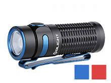 Olight Baton 3 Rechargeable LED Flashlight - 1200 Lumens - Luminus SST40 - Includes 1 x RCR123A - Available in Black, Red, or Blue (Limited Edition) - Standard or Premium