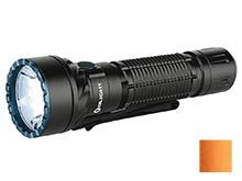 Olight Freyr Multi-Color Tactical Rechargeable LED Flashlight - 1750 Lumens - Includes 1 x 21700 - Black or Orange (Limited Edition)