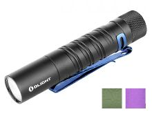 Olight I5T EOS Compact LED Flashlight - 300 Lumens - Includes 1 x AA - Black, OD Green (Limited Edition), or Purple (Limited Edition)