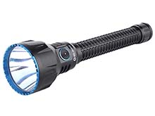 Olight Javelot Turbo Rechargeable LED Searchlight - 1300 Lumens - OSRAM KW CULPM1.TG - Uses Built-In Li-ion Battery Pack