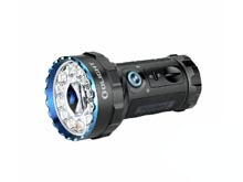 Olight Marauder 2 USB-C rechargeable LED Searchlight- 14000 Lumens - OSRAM KW CULPM1.TG - Includes Built-In 10.8V 5,000mAh Li-ion Battery Pack - Black