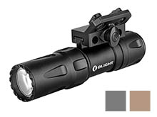Olight Odin Mini Ultra-Compact M-Lok Mount Rechargeable Weapon Light - 1250 Lumens - CREE XHP35B HD - Includes 1 x 18500 - Black, Desert Tan, or Gunmetal Grey (Limited Edition)