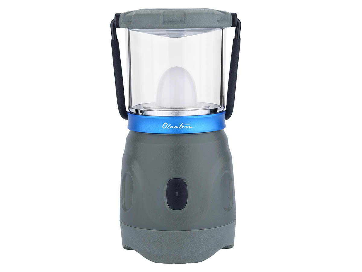 Olight Olantern grey upright