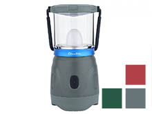 Olight Olantern Rechargeable LED Lantern - 360 Lumens - Uses Built-In 3.7V 1900mAh Li-Ion Battery Pack - Basalt Grey, Wine Red, or Moss Green