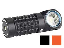Olight Perun Mini Multi-Use LED Flashlight - High Performance Cool White LED - 1000 Lumens - Includes 1 x 16340