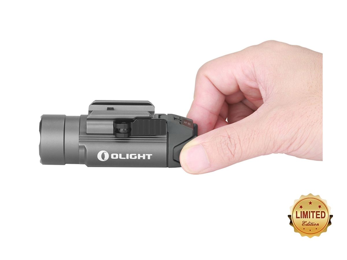 olight pl 2 valkyrie grey being activated without weapon