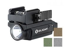 Olight PL-MINI 2 Valkyrie Rechargeable Weapon Light - CREE XP-L W2 - 600 Lumens - Uses Built-in Li-ion Battery Pack - Black and Limited Edition Colors