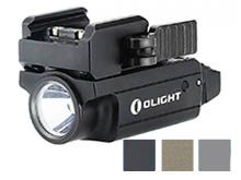 Olight PL-MINI 2 Valkyrie Rechargeable Weapon Light - CREE XP-L W2 - 600 Lumens - Uses Built-in Li-ion Battery Pack - Black, Desert Tan, and Grey (Limited Edition)