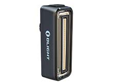 Olight RN 100 TL Rechargeable Bike Tail Led Flashlight - 100 Lumens - Includes Built-In 3.7V Li-ion Battery Pack
