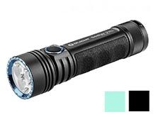 Olight Seeker 2 Pro Rechargeable LED Flashlight - 3 x CREE XP-L - 3200 Lumens - Includes 1 x 5000mAh 21700 - Black or Mint Green (Limited Edition)