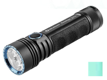 Olight Seeker 2 Pro Rechargeable LED Flashlight - 3 x CREE XP-L - 3200 Lumens - Includes 1 x 5000mAh 21700 - Black, or Green (Limited Edition)