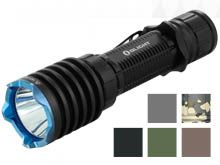 Olight Warrior X Pro Rechargeable Tactical LED Flashlight - Neutral White LED - 2250 Lumens - Includes 1 x 21700 - 5 Colors Available