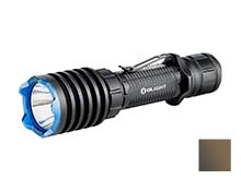 Olight Warrior X Pro Rechargeable Tactical LED Flashlight - Neutral White LED - 2250 Lumens - Includes 1 x 21700 - Black or Desert Sunset (Limited Edition)