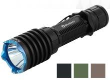 Olight Warrior X Pro Rechargeable Tactical LED Flashlight - Neutral White LED - 2250 Lumens - Includes 1 x 21700 - 3 Colors Available