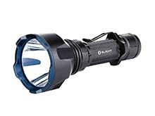 Olight Warrior X Turbo Extreme Distance Rechargeable LED Flashlight - 1100 Lumens - Includes 1 x 21700