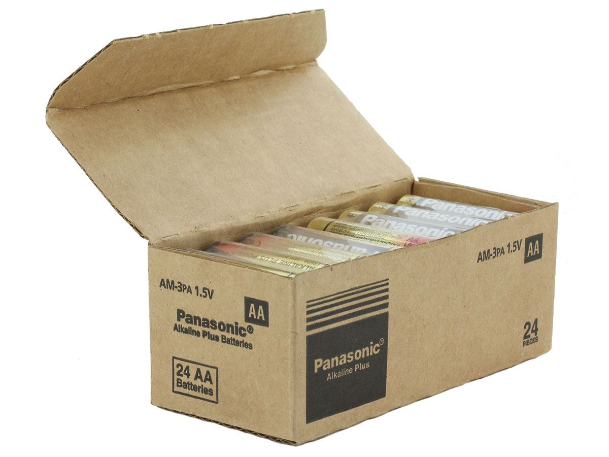 box of 24 open at an angle
