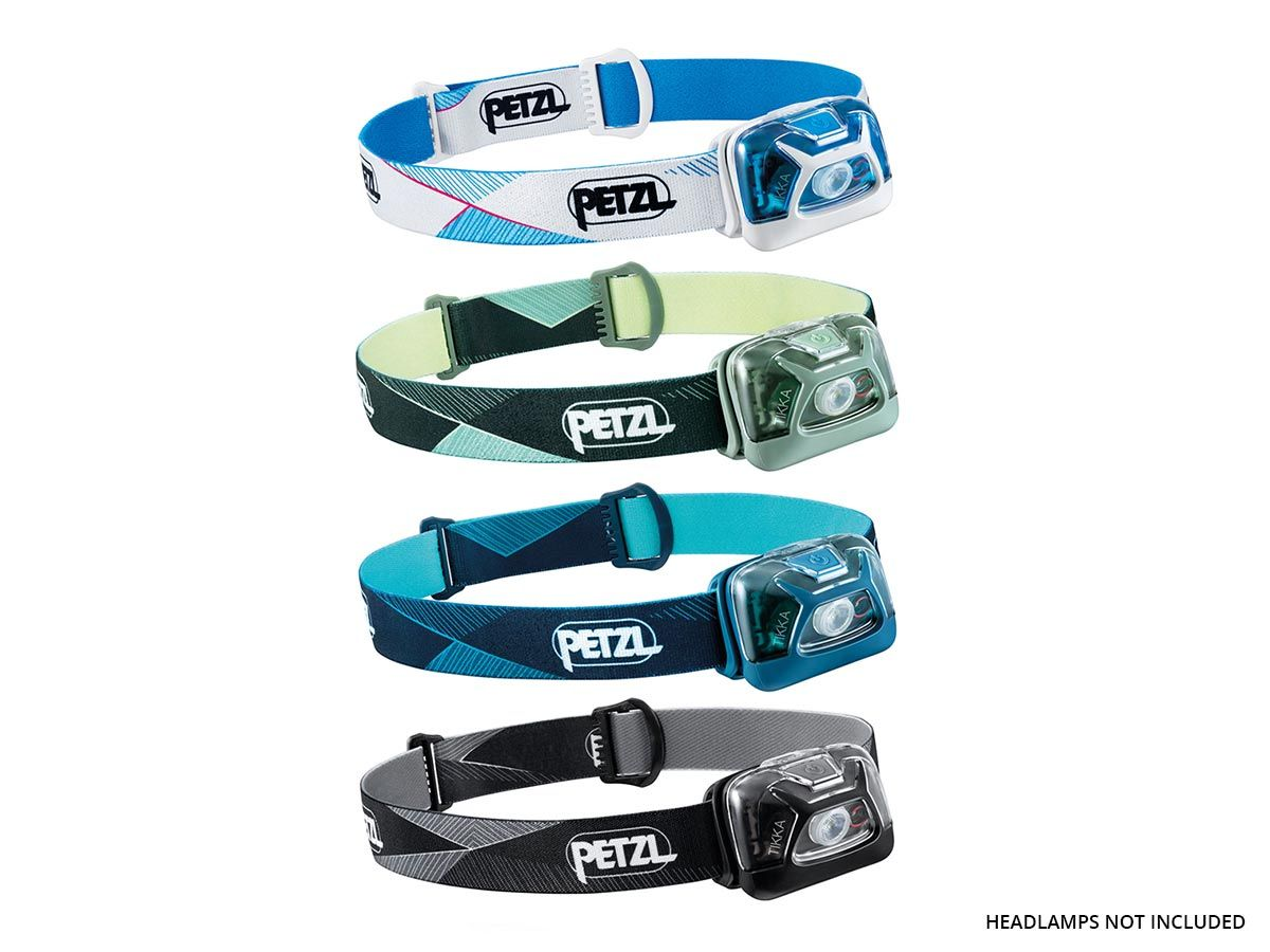 tikka headlamp family of colors - headlamp not included