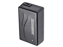 Power-Sonic 12V 4A 4-Cell LiFe Battery Charger for 12.8V 4Ah - 40Ah LiFePO4 Batteries - US Plug (PSC-124000-LIFE)
