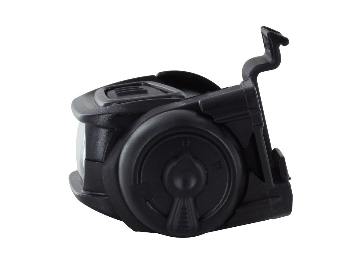 black color option with butterfly mounting option