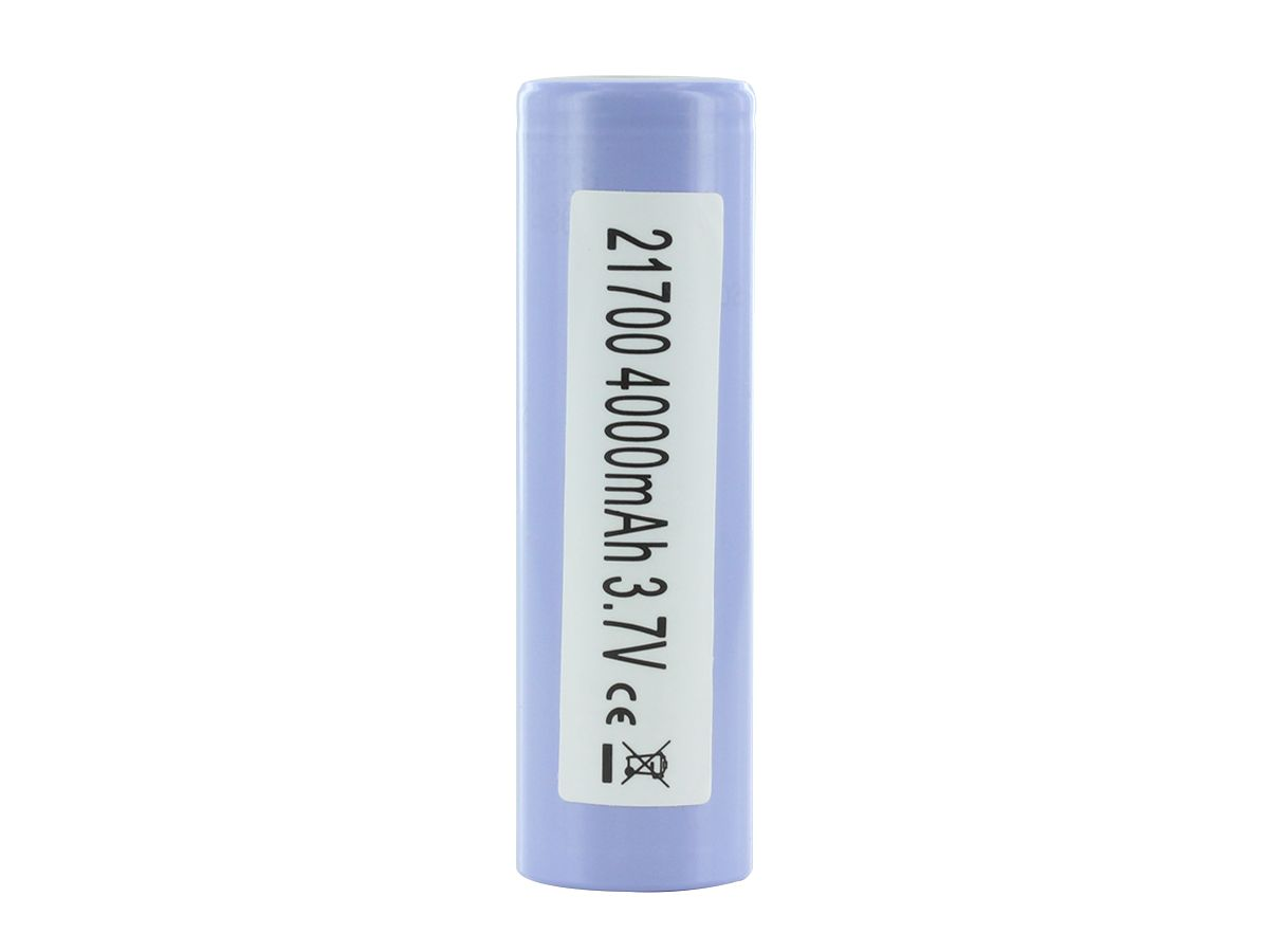 Samsung 40T 21700 Battery vertical