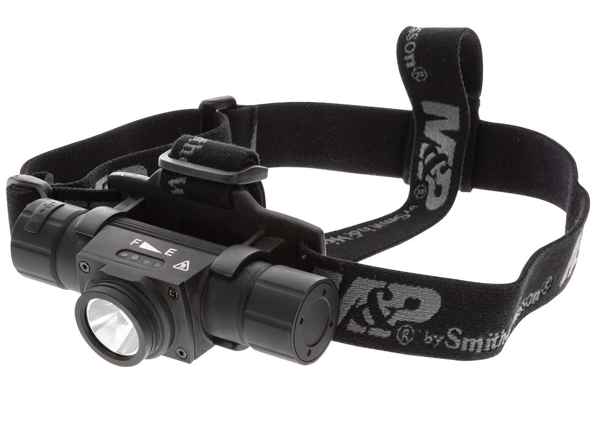 Smith and Wesson Night Terror Headlamp front