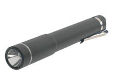 Smith and Wesson Night Guard Elite LED Flashlight - 350 Lumens - Includes 2 x AA