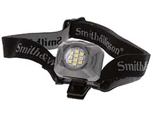 Smith and Wesson Night Guard Headlamp Dual-Beam RXP - 425 Lumens - Includes USB Rechargeable LI-ion Battery