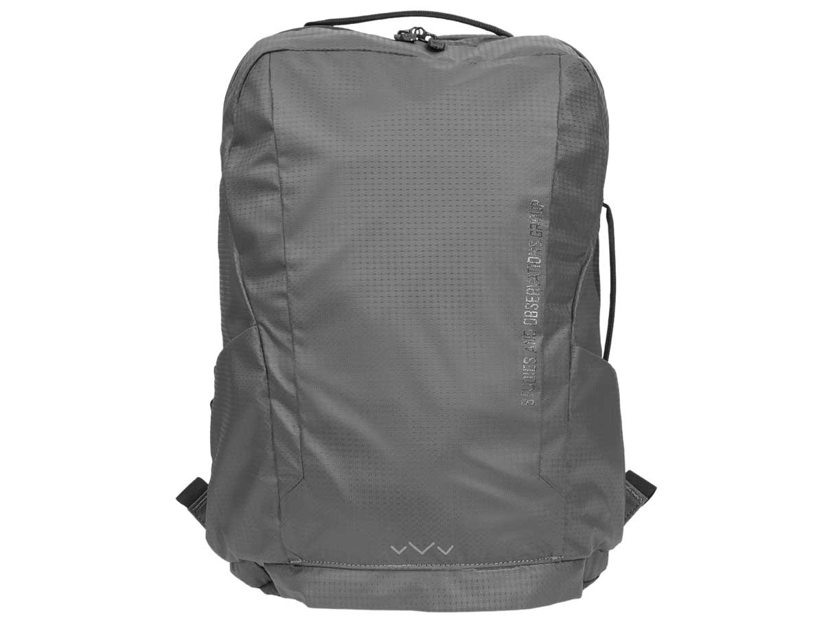 Daypack charcoal front