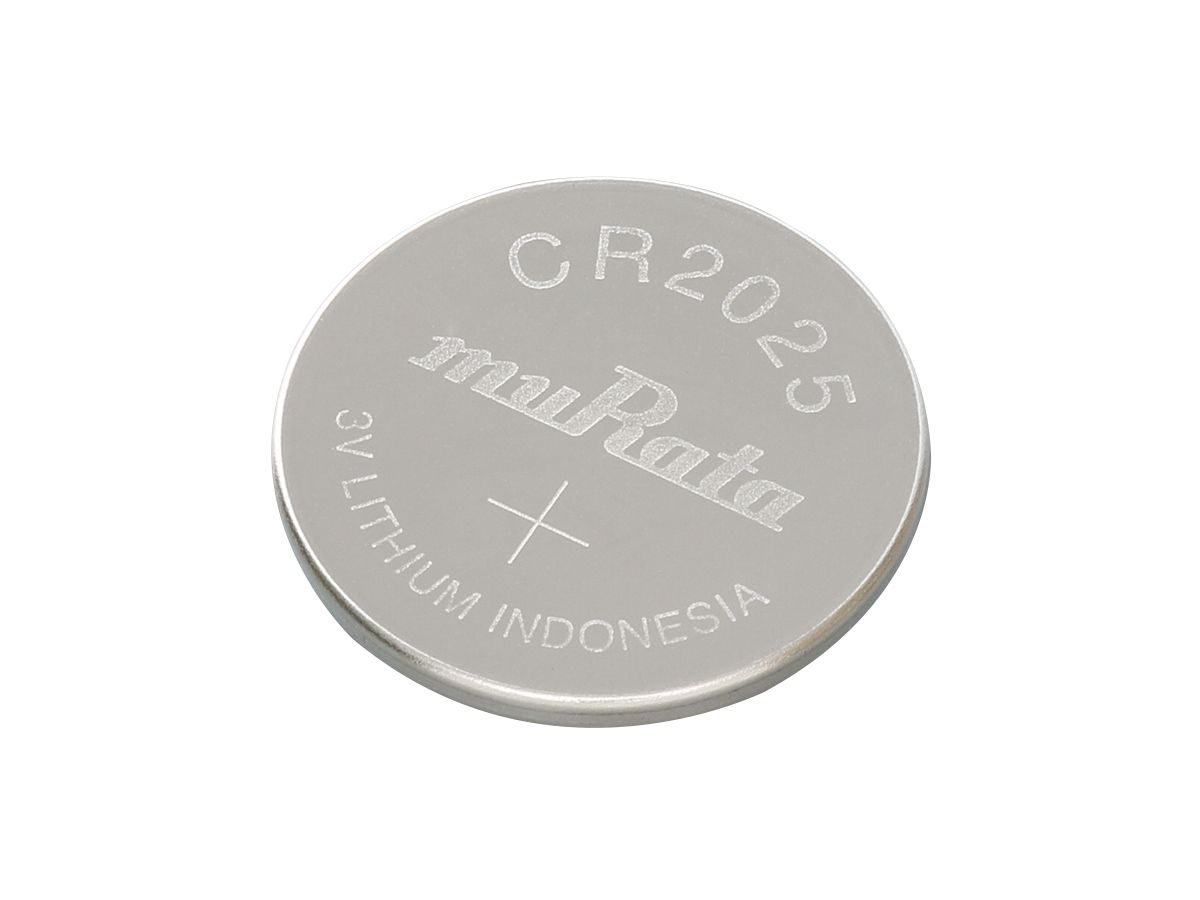 murata cr2025 solo coin cell`