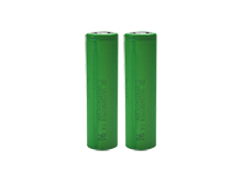 Murata VTC4 INR 18650 (formerly Sony) 2100mAh 3.7V Unprotected High-Drain 30A Lithium Ion (Li-Ion) Unprotected Flat Top Batteries - 2 Pieces