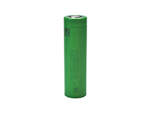 Murata VTC6 IMR 18650 (formerly Sony) 3000mAh 3.7V Unprotected High-Drain 30A Lithium Manganese (LiMn2O4) Flat Top Battery - Bulk