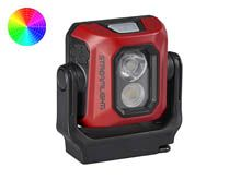 Streamlight 61510 Syclone Ultra Compact USB Rechargeable LED Worklight - 400 Lumens - Includes Built-In Li-ion Battery Pack - Red