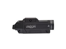 Streamlight 69470 TLR 10 Flex LED Weapon Light - 1000 Lumens - Includes 2 X CR123A, High Switch, Low Switch and Key Kit - Black