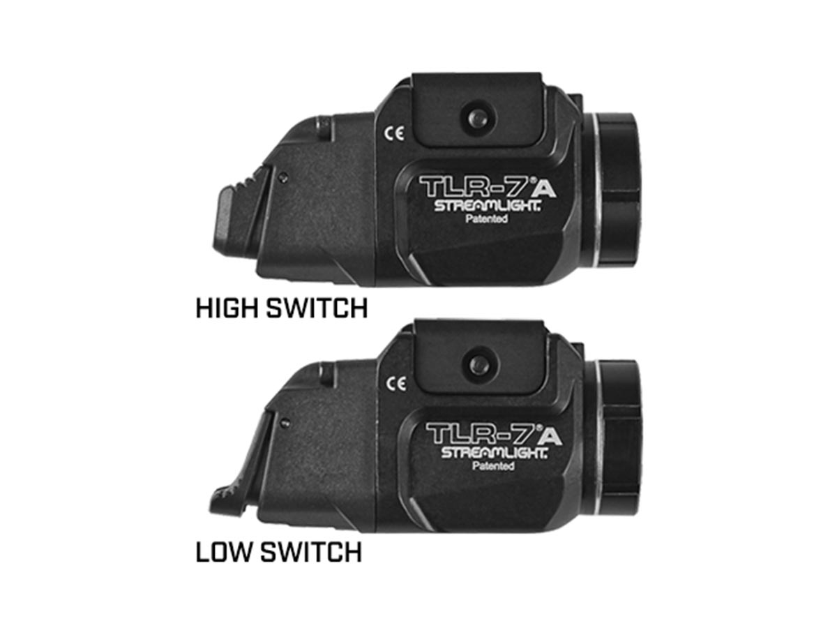 high switch and low switch profile
