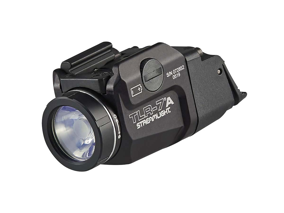 TLR-7A black angle