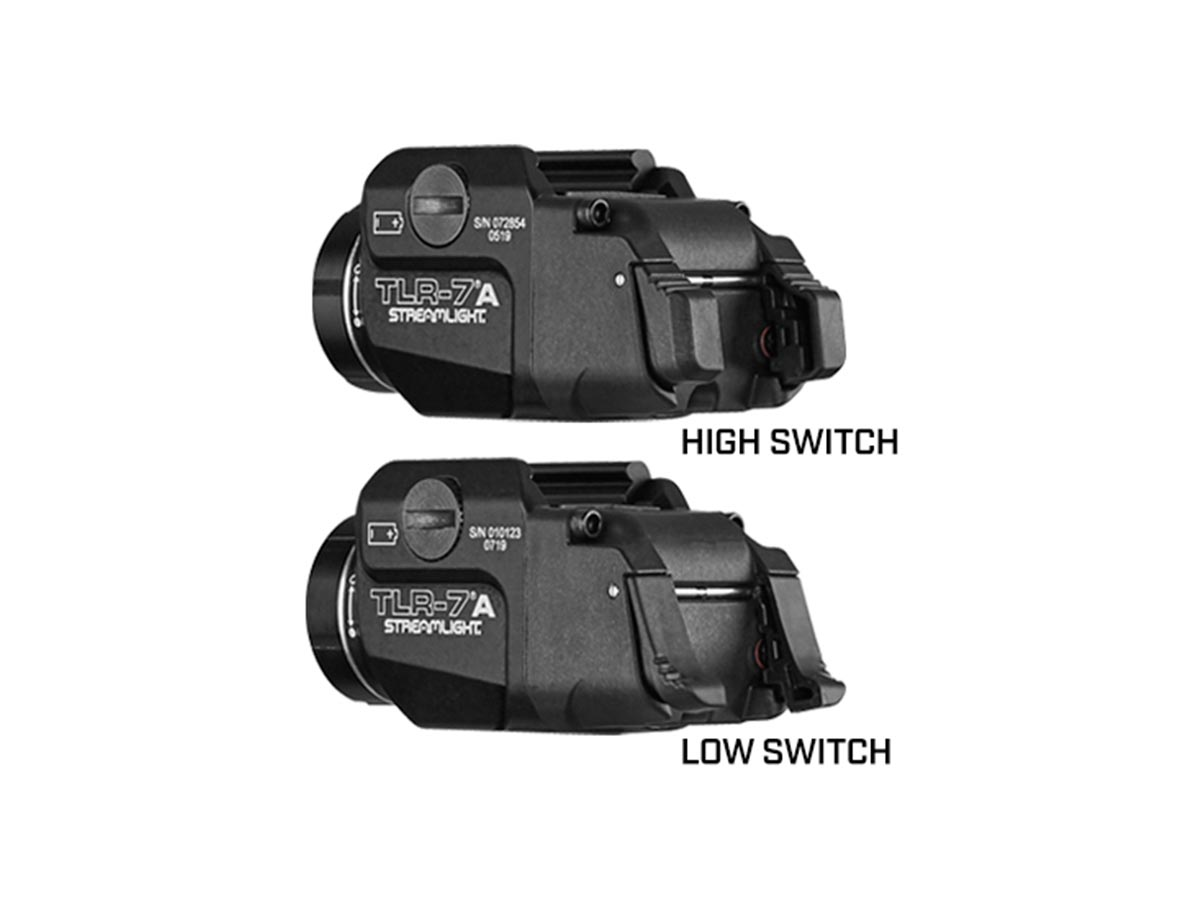 high switch and low switch diagram