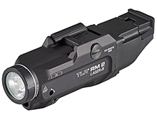 Streamlight TLR RM 2 LED Weapon Light System - 1000 Lumens - 640-660nm Red Laser - Available with Different Accessory Kits