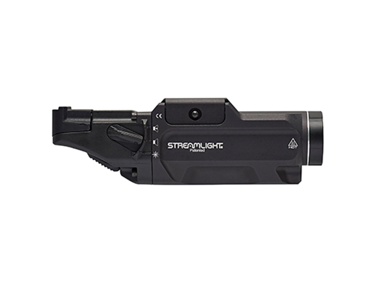 streamlight tlr rm2 with laser horizontal