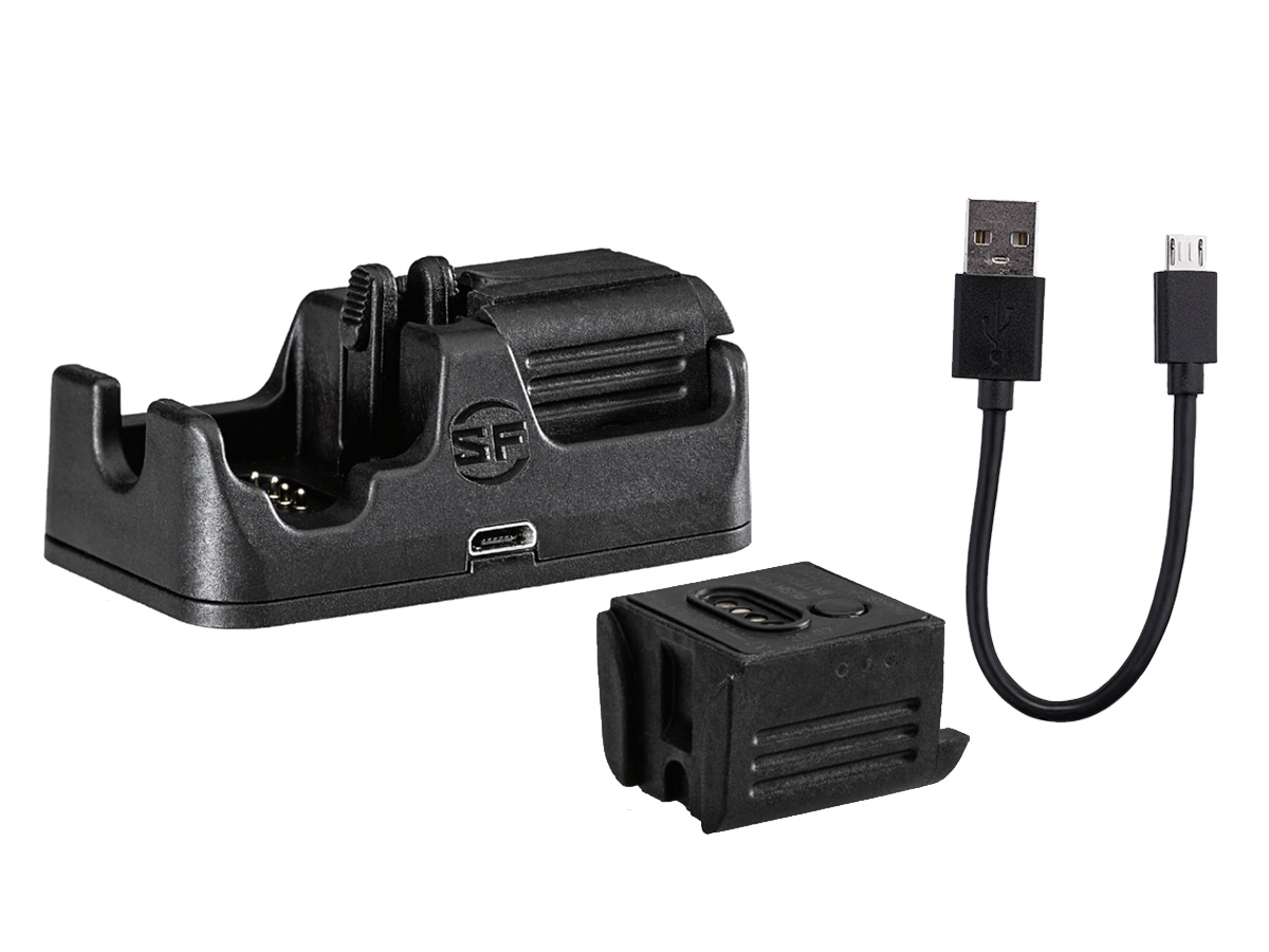 surefire ch21 charging kit with all pieces included