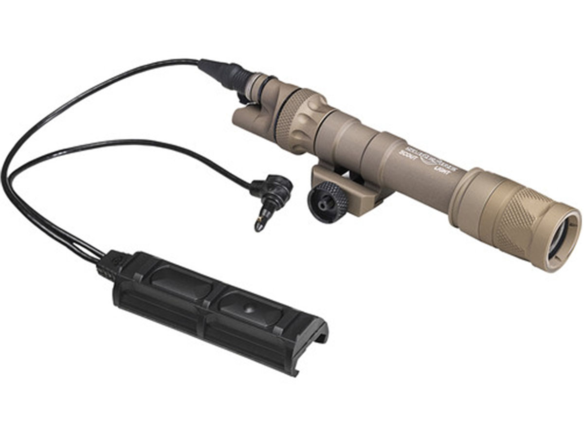 SureFire M623V in tan back