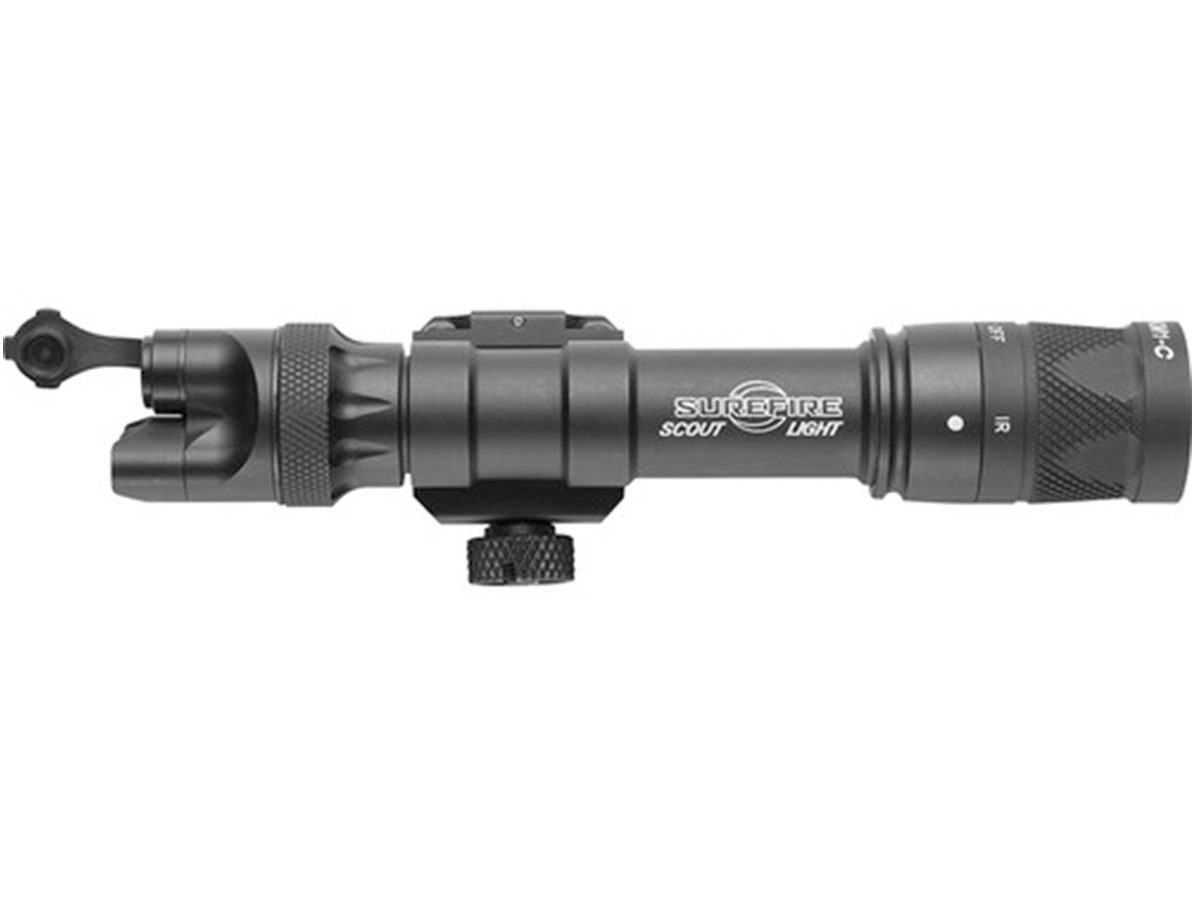 SureFire M623V in black side